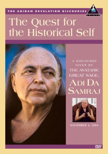 The Quest for the Historical Self